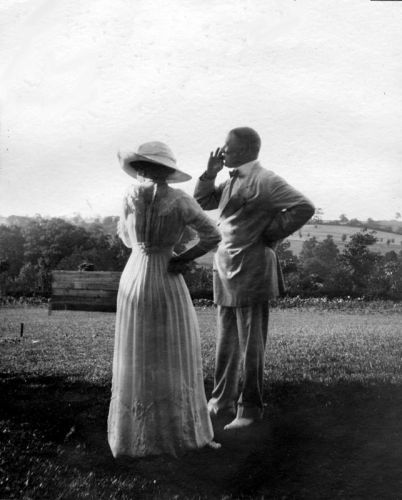 Mrs. E. M. Horne & Mr. William Crittenden
