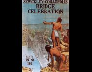 Sewickley-Coraopolis Bridge Celebration poster